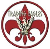 Trading Eagles Mobile Logo