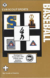 Cub Scout Sports Baseball