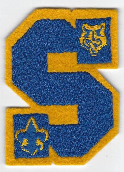 Cub Scout Sports Letter