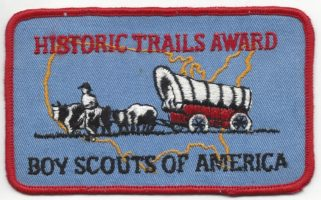 Historic Trail Award