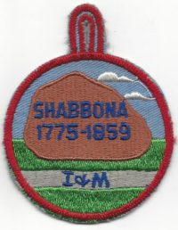 Shabbona 1775 - 1859 Trail