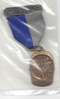 Shiloh Military Trail Medal