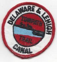 Towpath Trail Delaware/Lehigh Canal