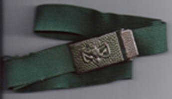 Belt - Girl Scout of America - 1948 -1962