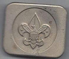 Boy Scout Belt Buckle