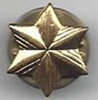 Service Star Six Points GSA