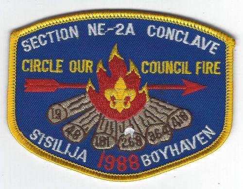 NE-2A 1988 Conclave