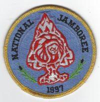 OA 1997 National Jamboree