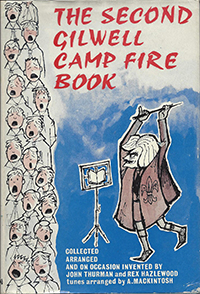 The Second Gilwell Camp Fire Book