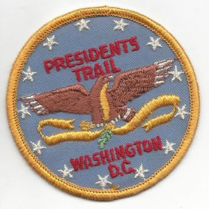 President's Trail Washington D.C.