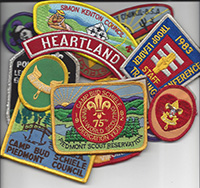 Boy Scout, Girl Scout, International Scout Memorabilia