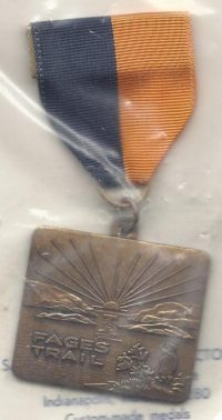 Fages Trail Medal