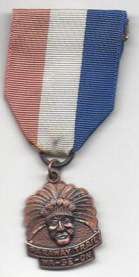 Fareway Trail WA-SE-ON Medal