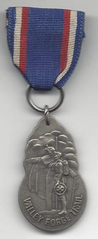 Valley Forge Trail Medal