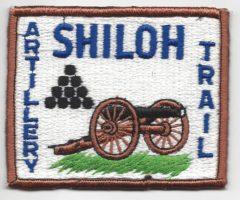 Shiloh Artillery Trail