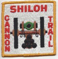 Shiloh Cannon Trail