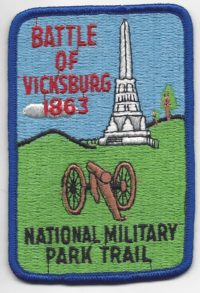 Vicksburg National Military Park Trail