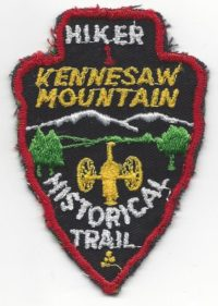 Kennesaw Mountain Historical Trail