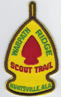 Warpath Ridge Scout Trail