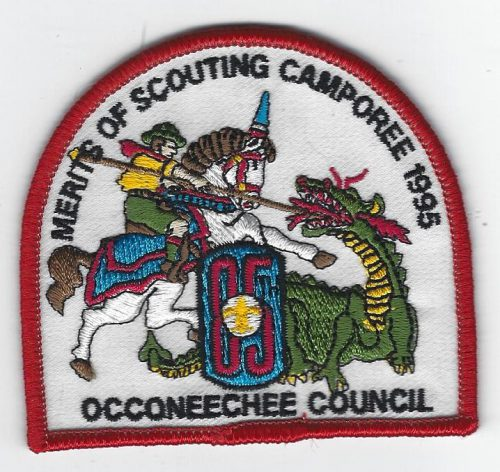 Occoneechee Council