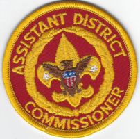 Assistant District Commissioner ADAC8
