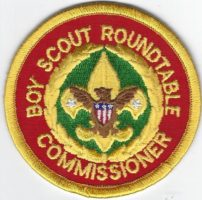 Boy Scout Roundtable Commissioner BSRTC3