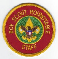 Boy Scout Roundtable Staff BSRTS2