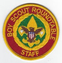 Boy Scout Roundtable Staff BSRTS3
