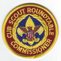 Cub Scout Roundtable Commissioner C-RC4