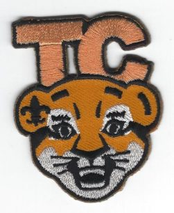 Tiger Cub Patch