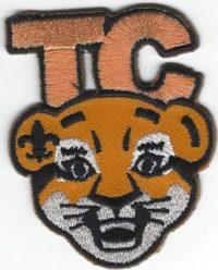 Tiger Cub Patch