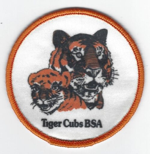 Tiger Cub Pocket