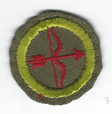 Archery Merit Badge