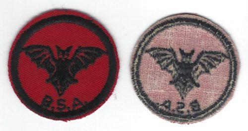Bat Patrol Patch