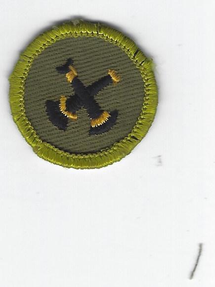 Firemanship Merit Badge