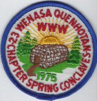 23 Wenasa Quenhotah Lodge Spring Conclave