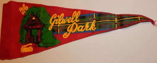 Gilwell Park Pennant