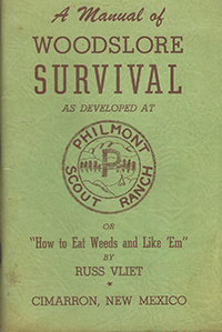 A Manual of Woodslore Survival