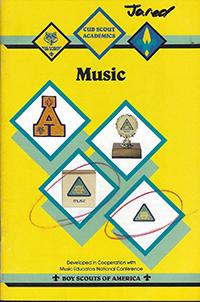 Cub Scout Academics Music
