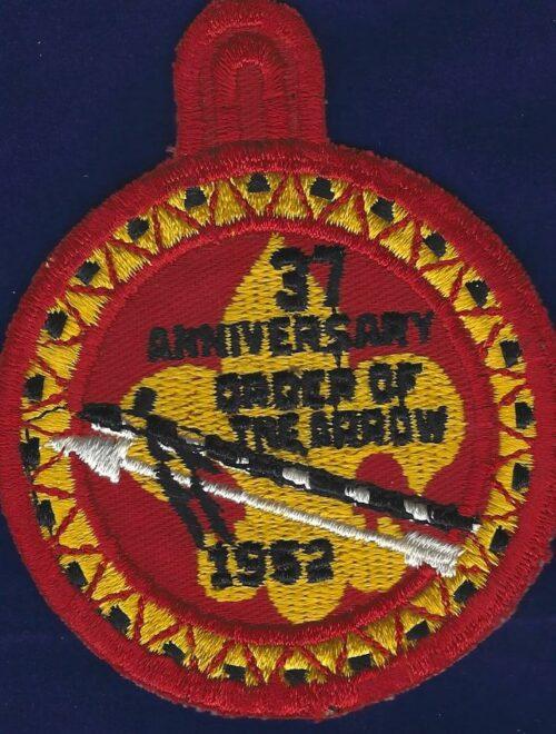 37th Anniversary OA 1952
