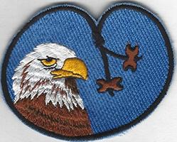 Eagle Patrol Woodbadge Pocket Patch