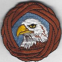 Eagle Patrol Woodbadge Shoulder patch