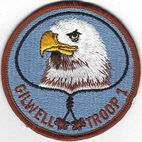 Eagle Patrol Woodbadge Troop 1 Pocket