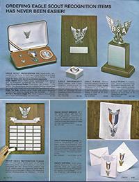 Catalogue Eagle Scout Recognition 1970