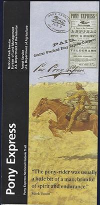 Map Pony Express